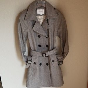 Jaclyn Smith Wool Coat
